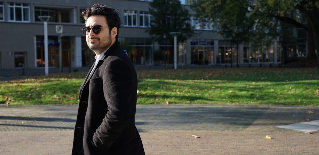 Misagh Azimi - Foto: lenz